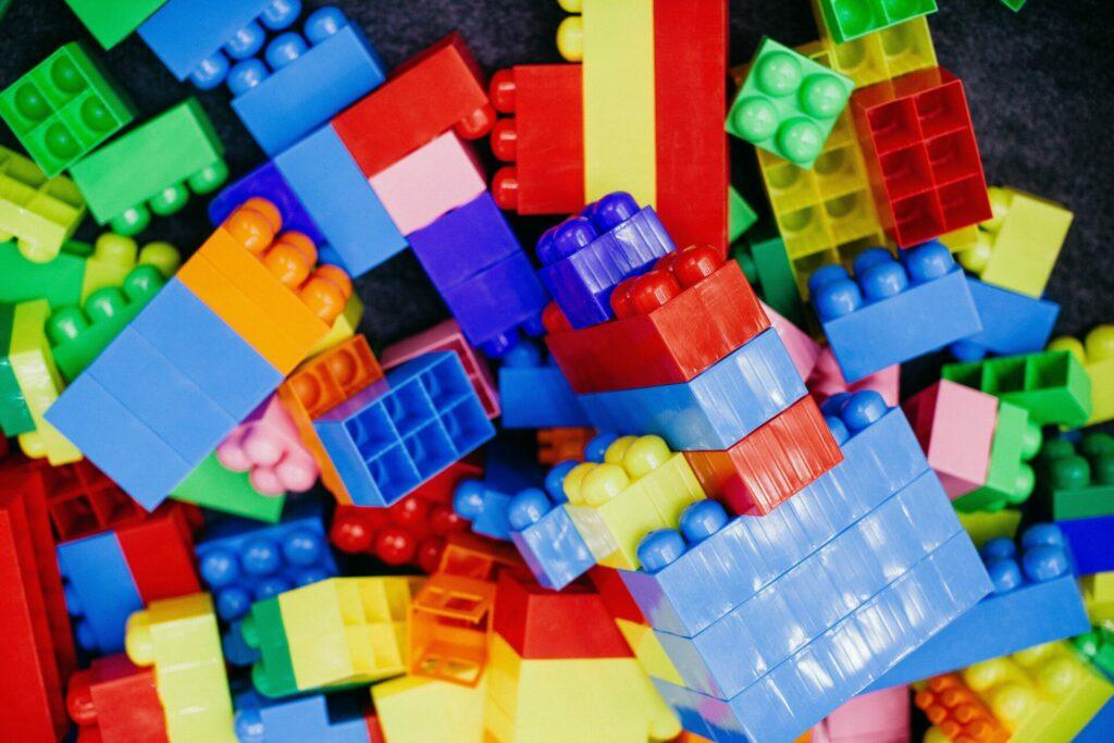Vermietung von Spielzeug