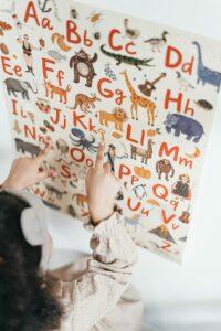Kind Alphabet